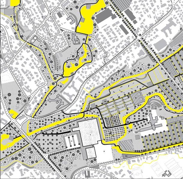 Bornacin - progetto riuso urbano