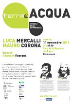 Terraè Acqua novembre 2011 locandina anteprima
