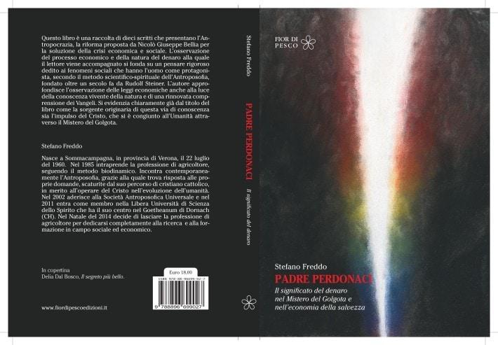 Stefano Freddo cover libro