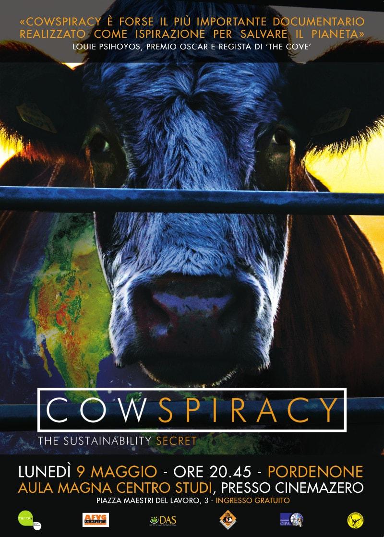 Cowspiracy-pordenone