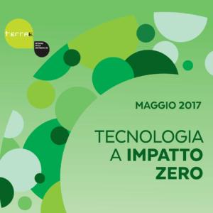Edizione 2017 - Tecnologia a impatto zero