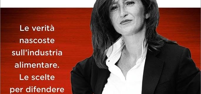 Sabrina Giannini, La rivoluzione nel piatto